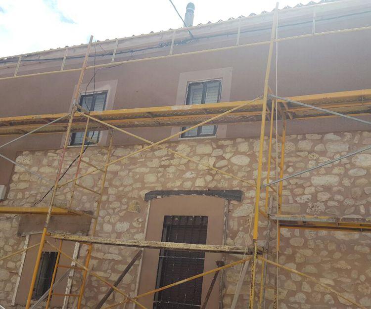 Trabajos de reformas en Segovia