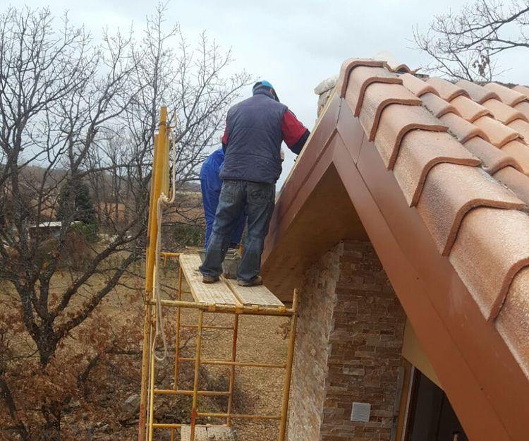 Reforma de tejados en Segovia