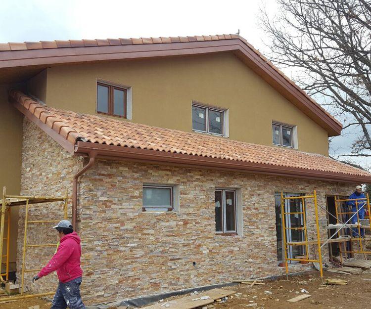 Rehabilitación de fachadas en Segovia