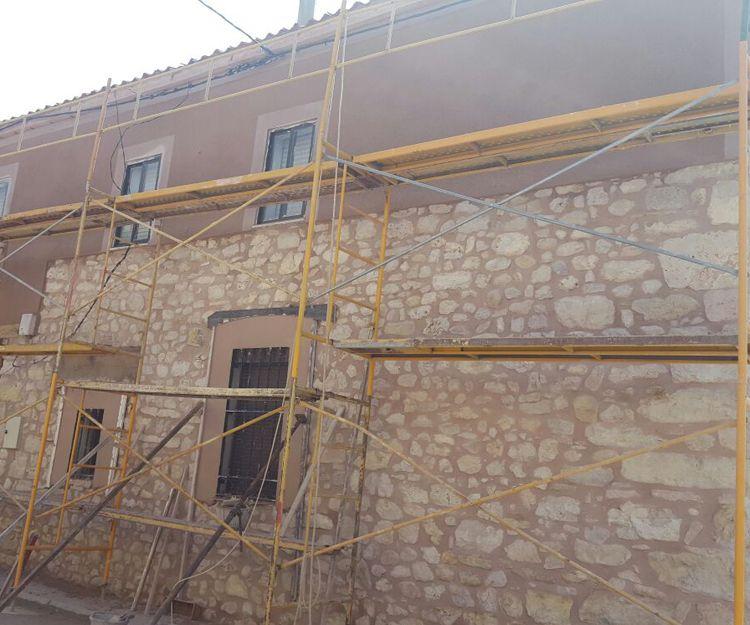 Trabajos de rehabilitación y reforma de viviendas en Segovia