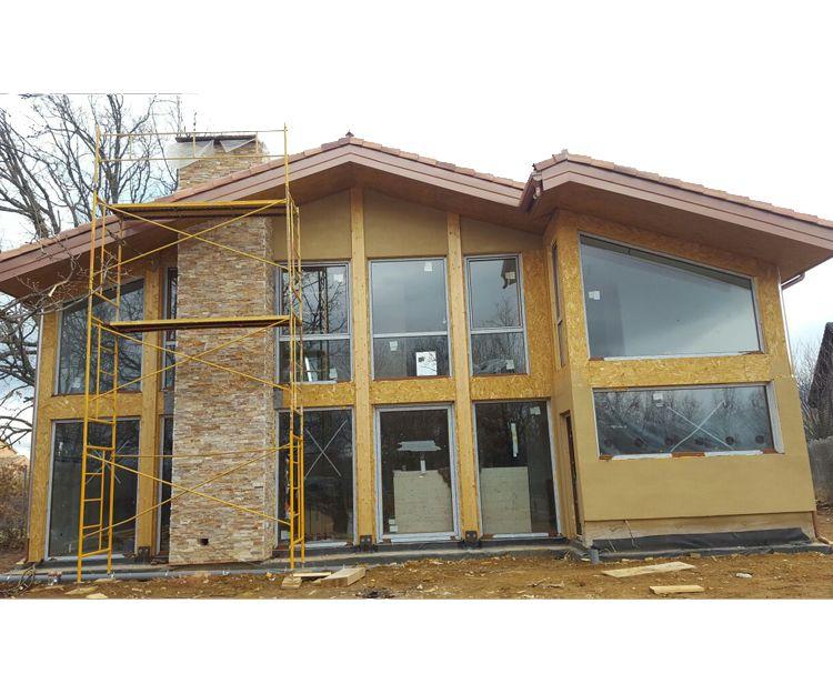 Construcción de vivienda en Segovia