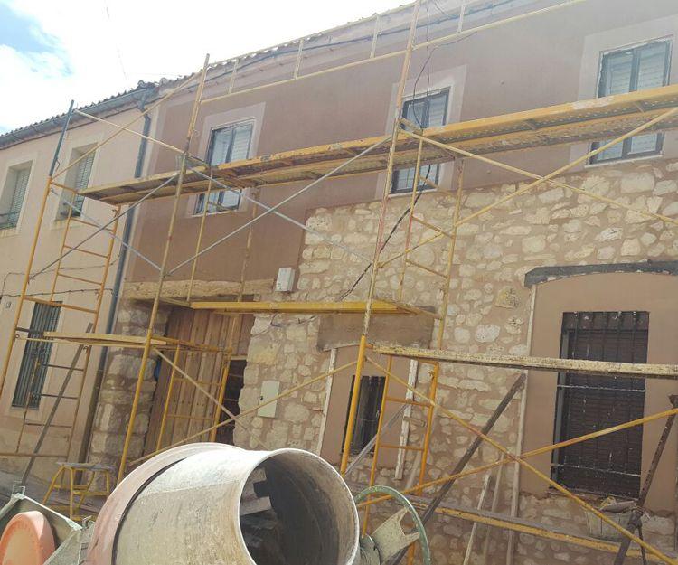 Reforma integral de casa rural en Segovia