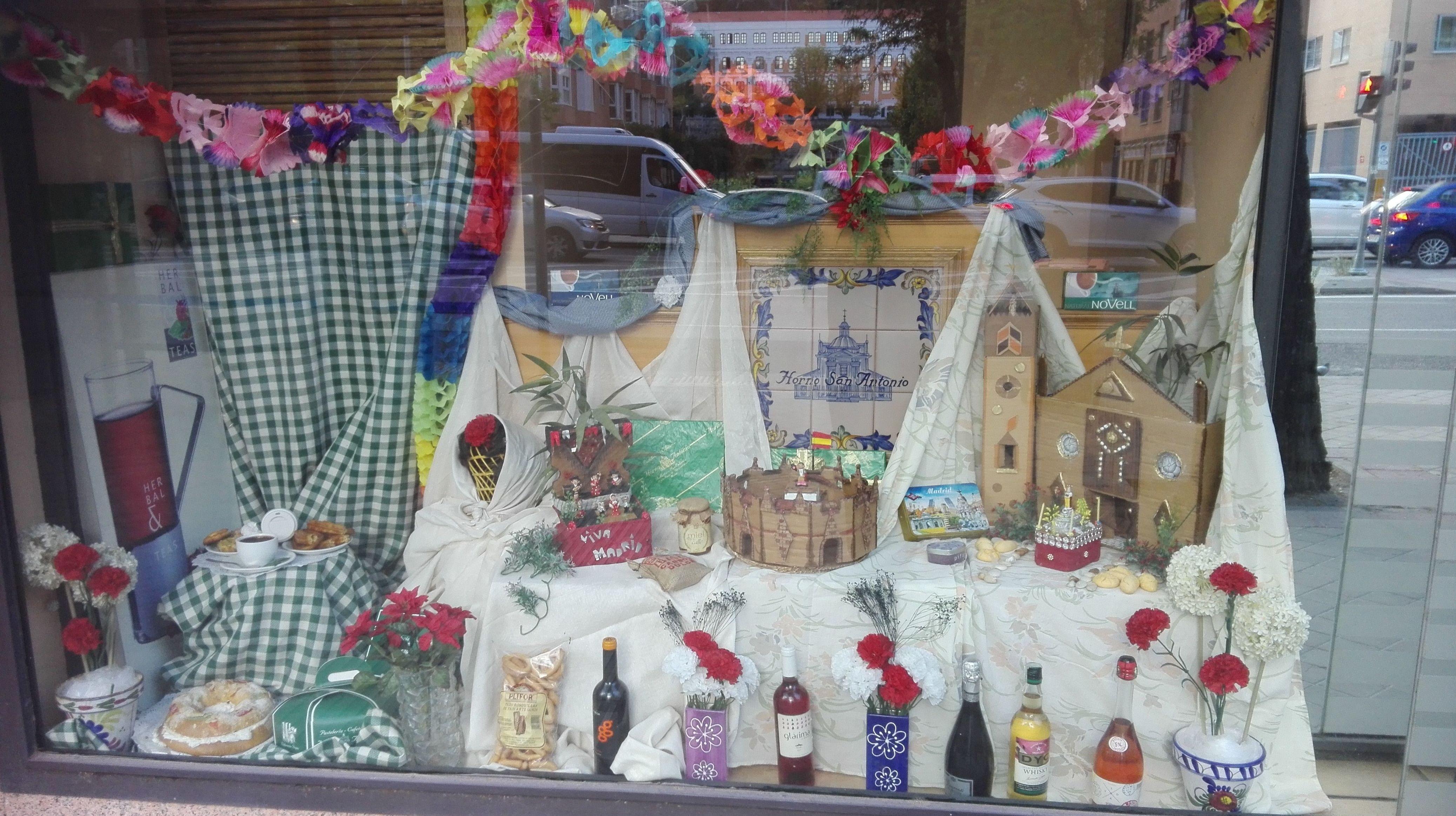 Productos de San Isidro