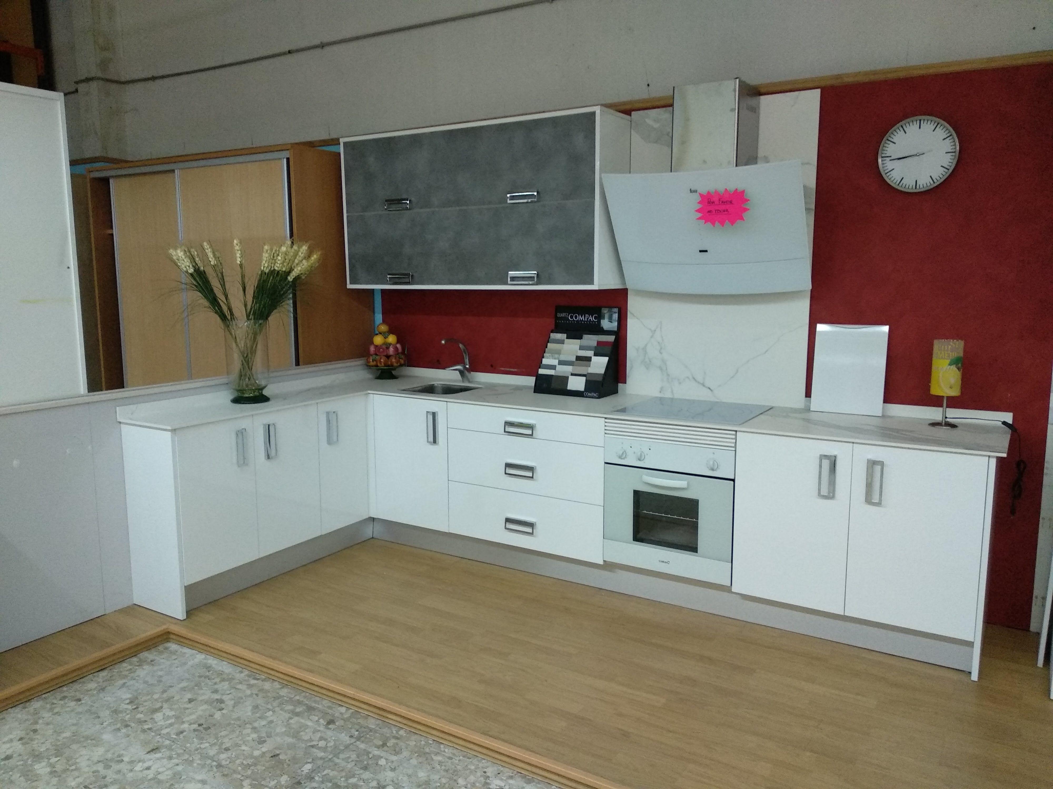 Venta de muebles de cocina en Fuenlabrada