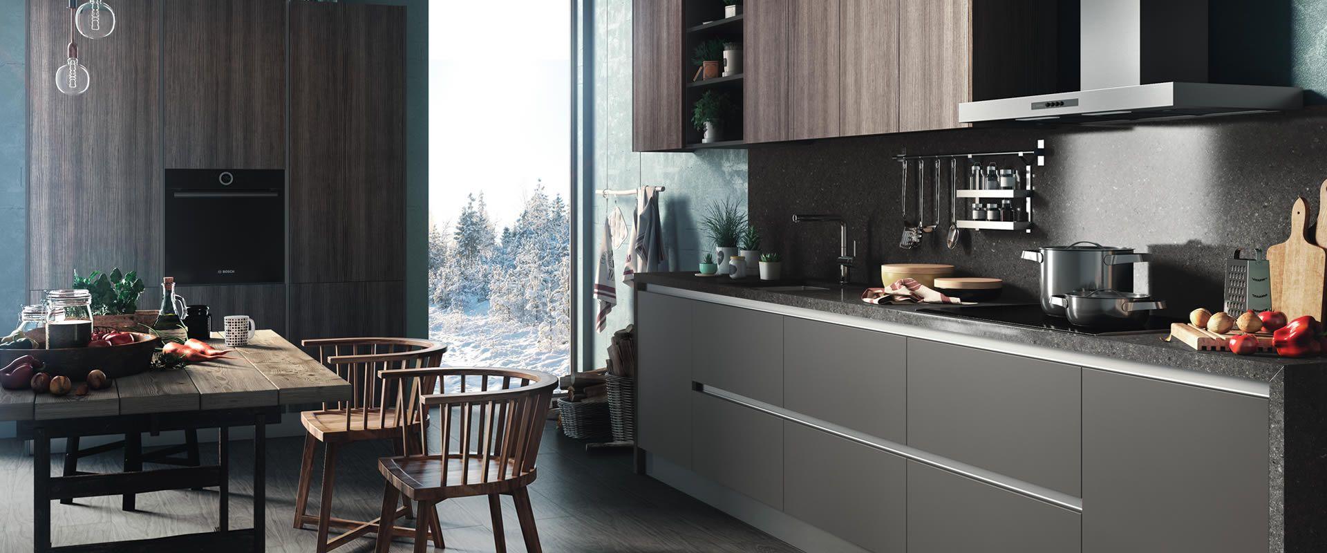 Fabricación de muebles de cocina en Madrid