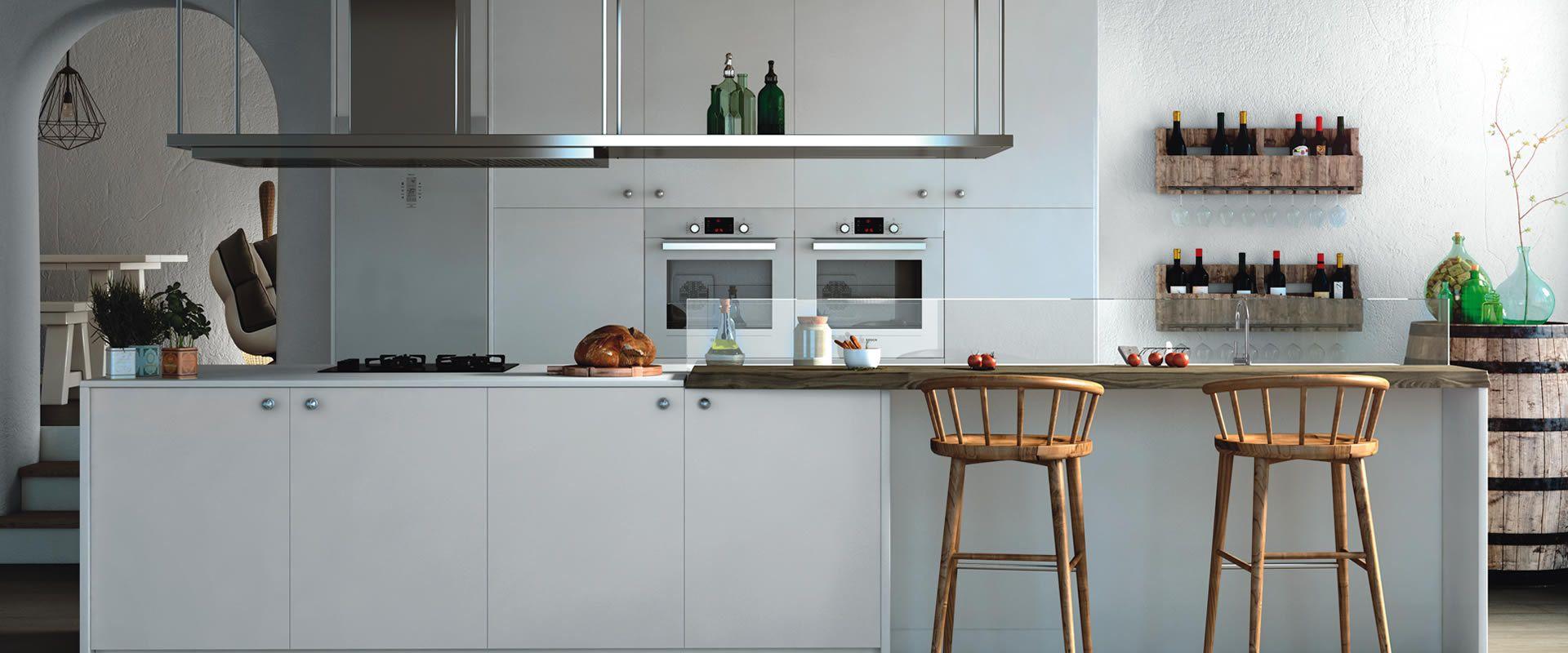Expertos en fabricación e instalación de muebles de cocina