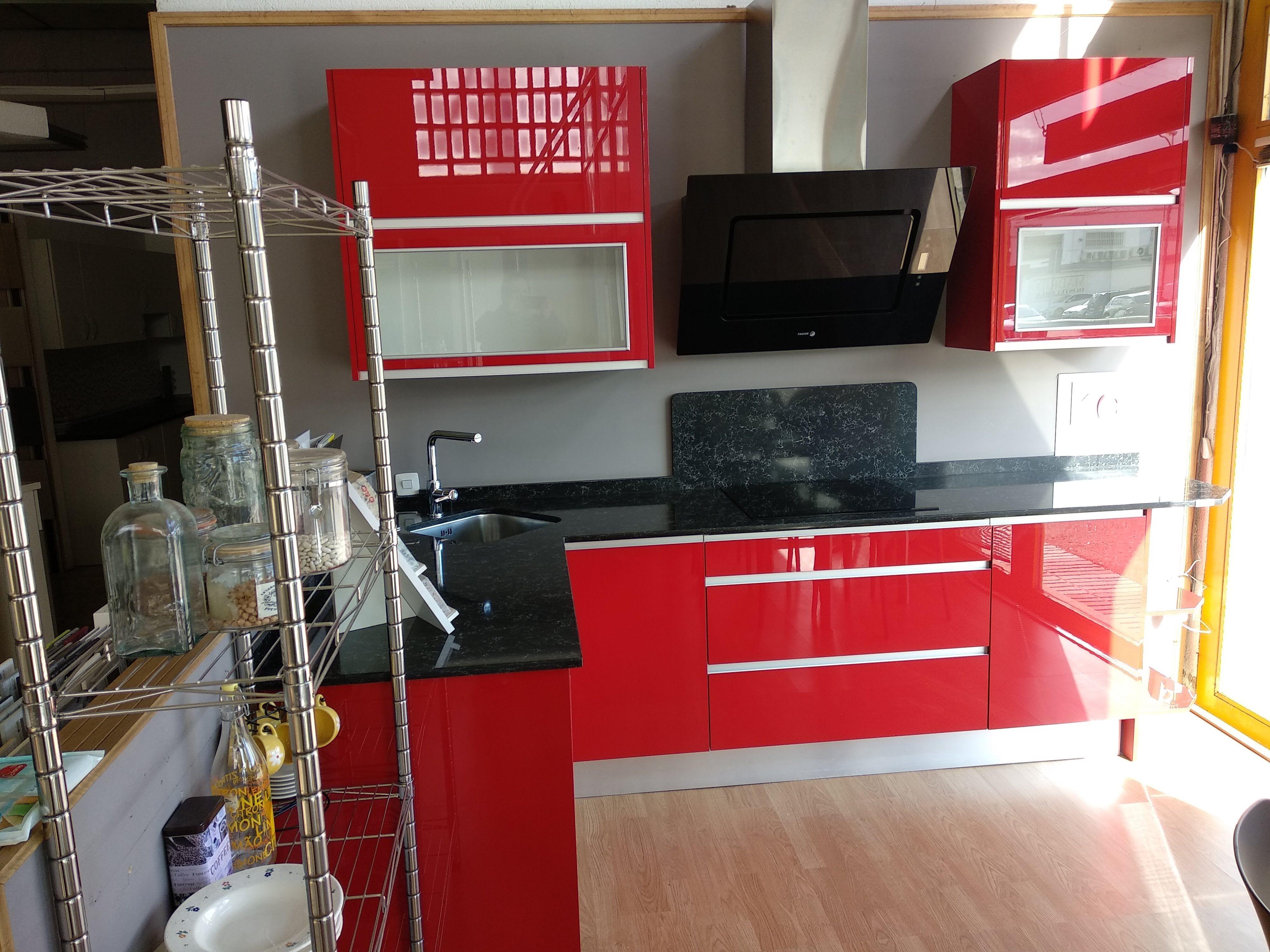 Foto 1 de Muebles de cocina en | Muebles Sacoba