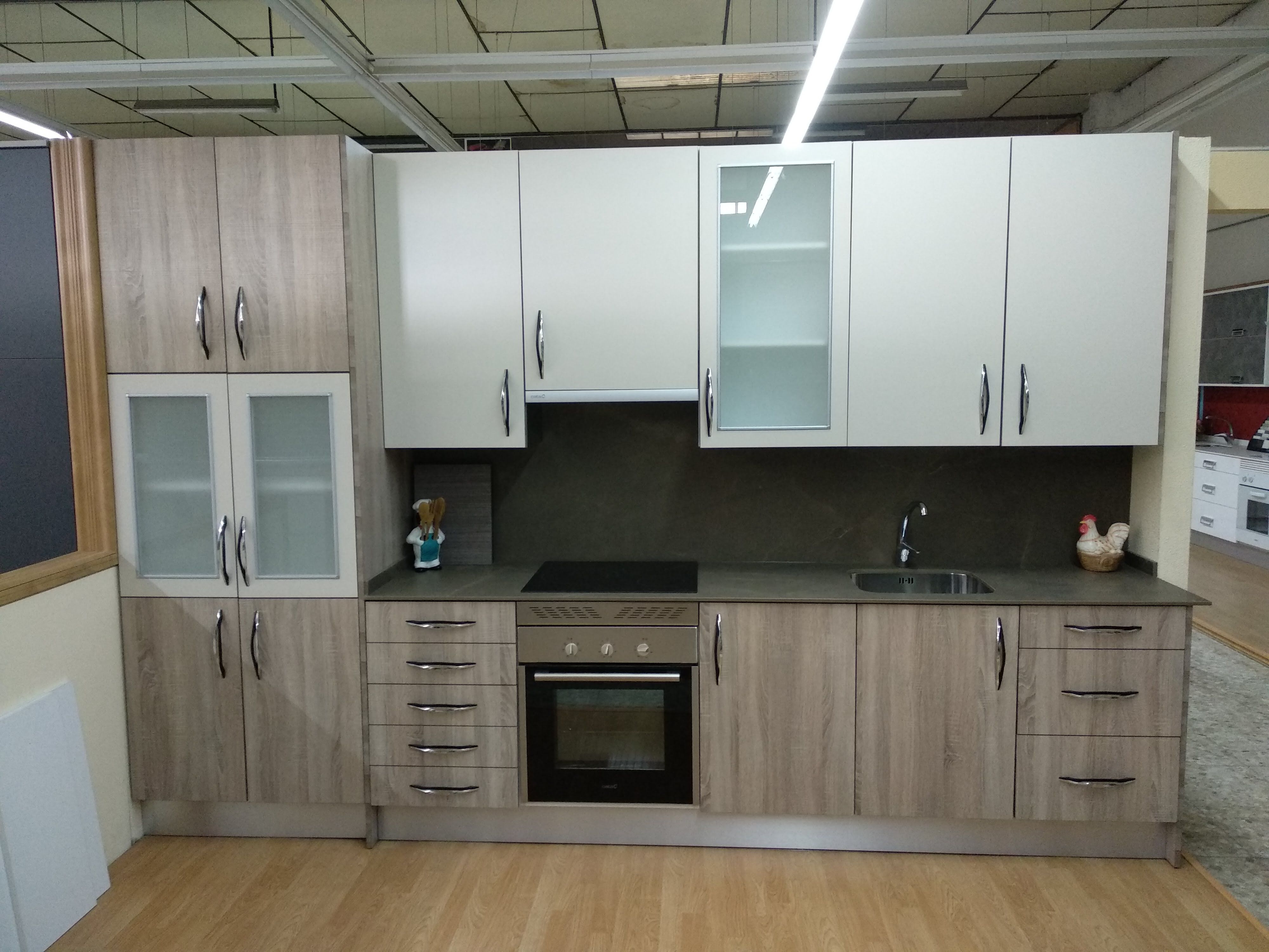 Muebles de cocina a un precio muy competitivo