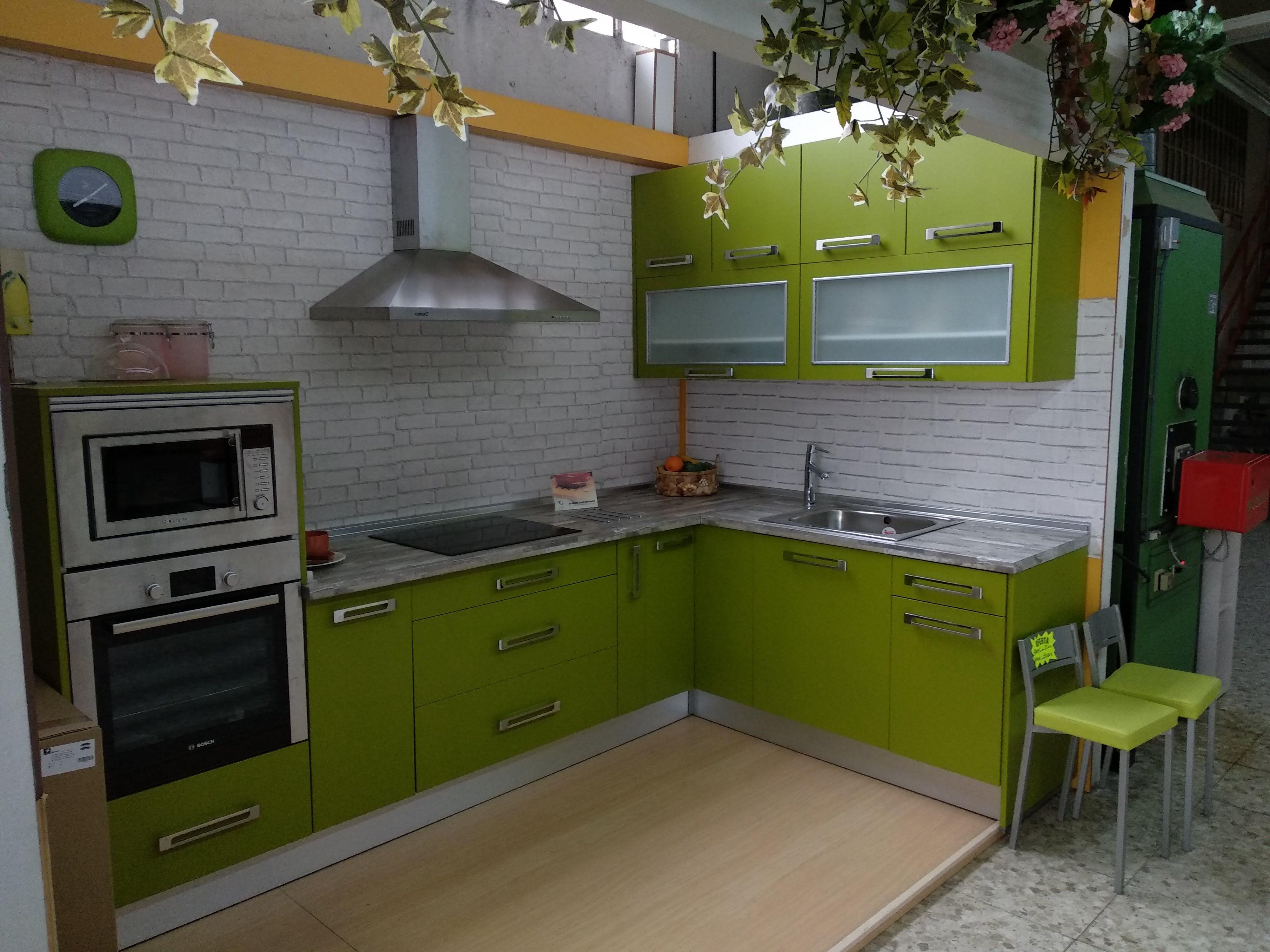 Foto 4 de Muebles de cocina en | Muebles Sacoba