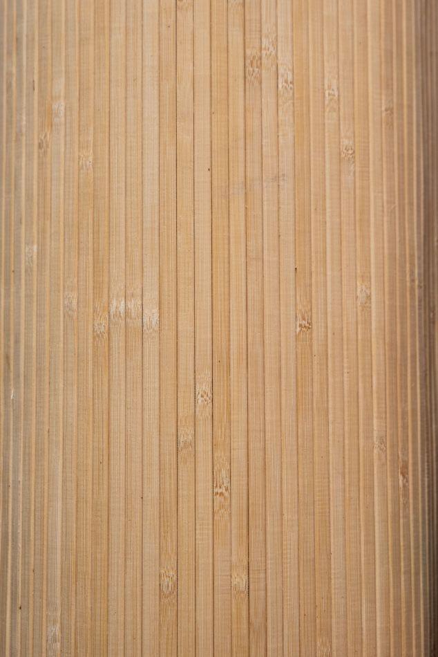 Distribución de bambú