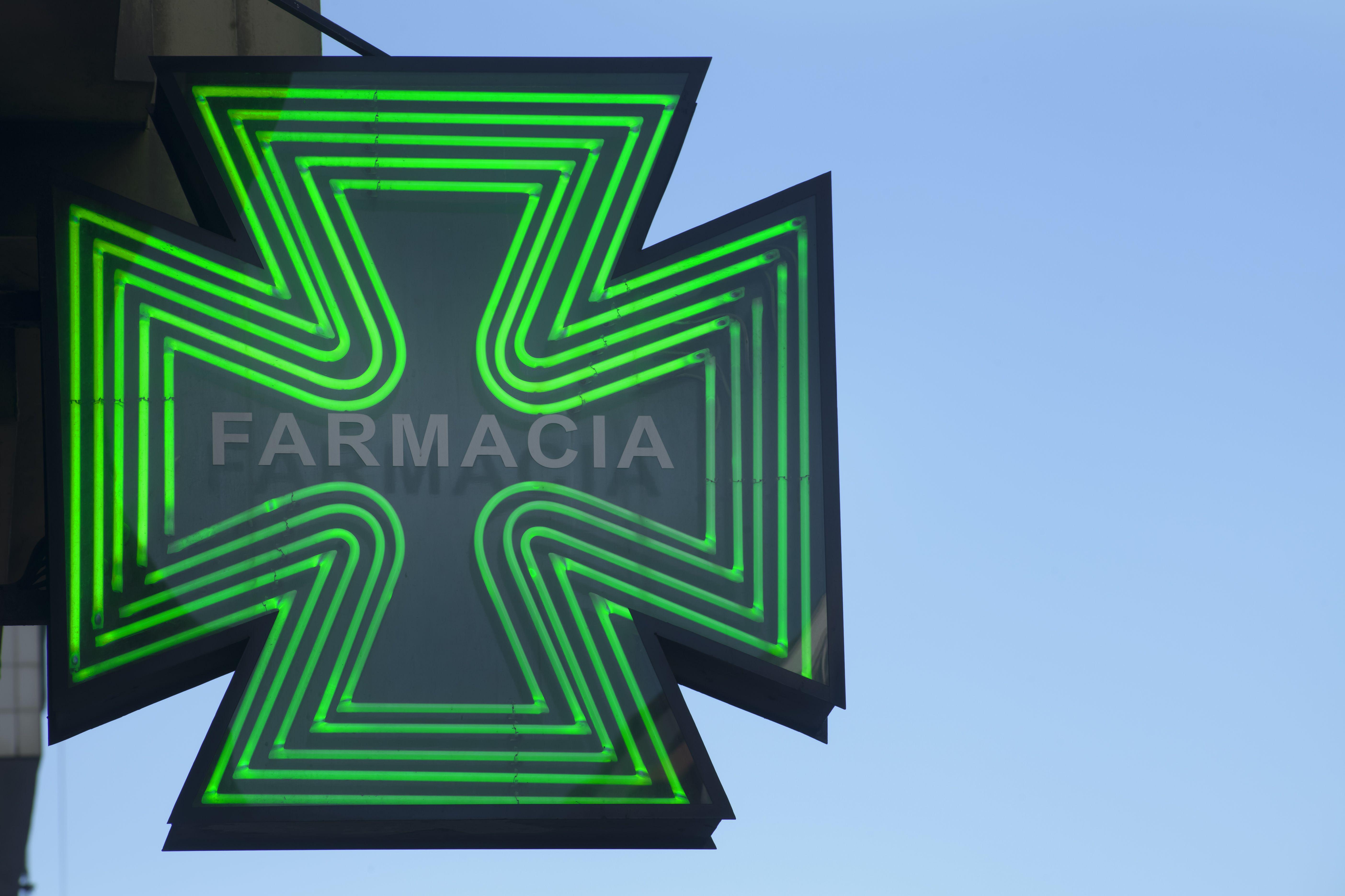 Farmacia en Barrio Salamanca, Madrid