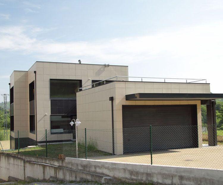 Fachadas ventiladas en Asturias