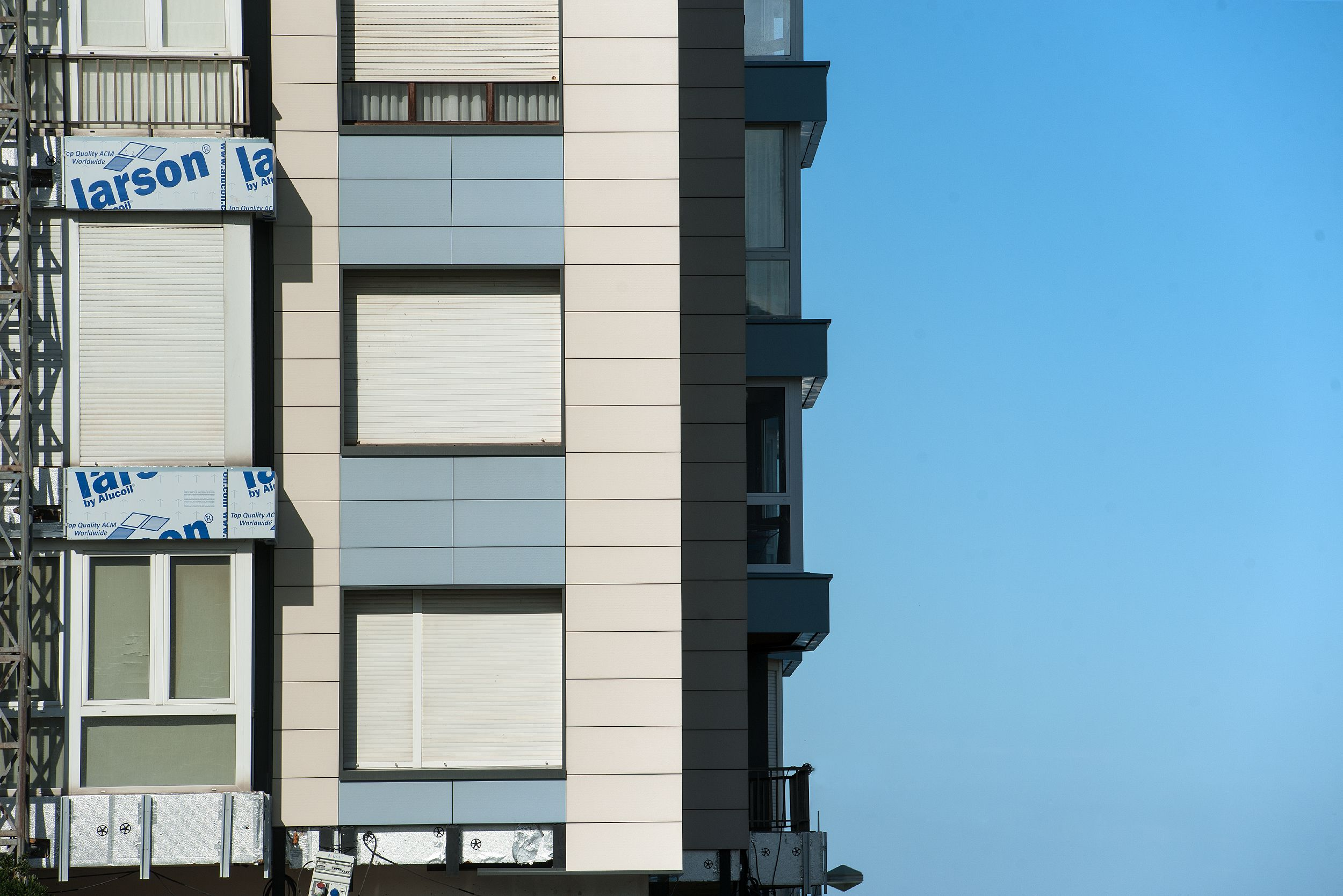 Expertos en fachadas en Mieres, Asturias