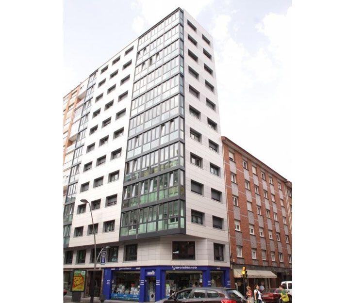 Empresa especializada en la instalación completa de fachadas ventiladas
