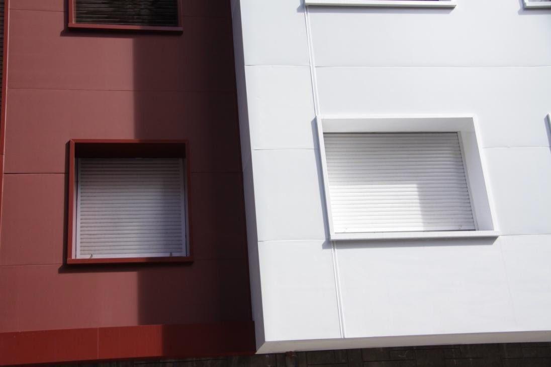 Recercados de ventanas: Servicios de Fateven