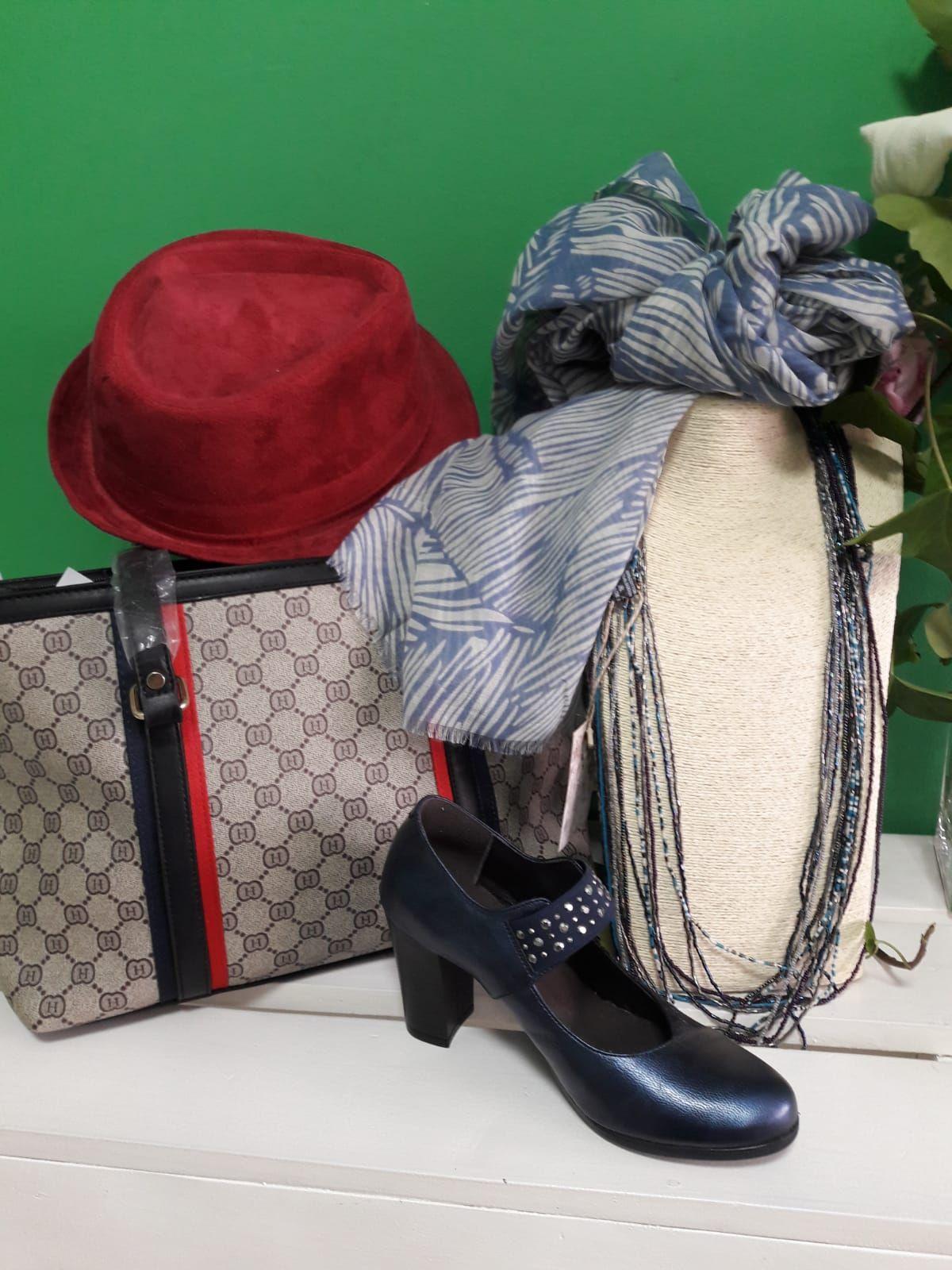 Calzado, complementos y accesorios