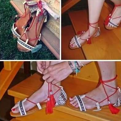 Ponte a la última con nuestras sandalias de ISTERA AHORA EN REBAJAS POR TAN SÓLO 14.95 EUROS TODOS LOS NÚMEROS DEL 36 AL 40