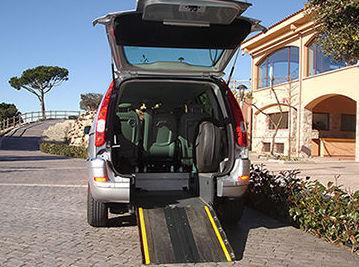 Taxi adaptado a minusválidos L´ Ametlla Del Vallès