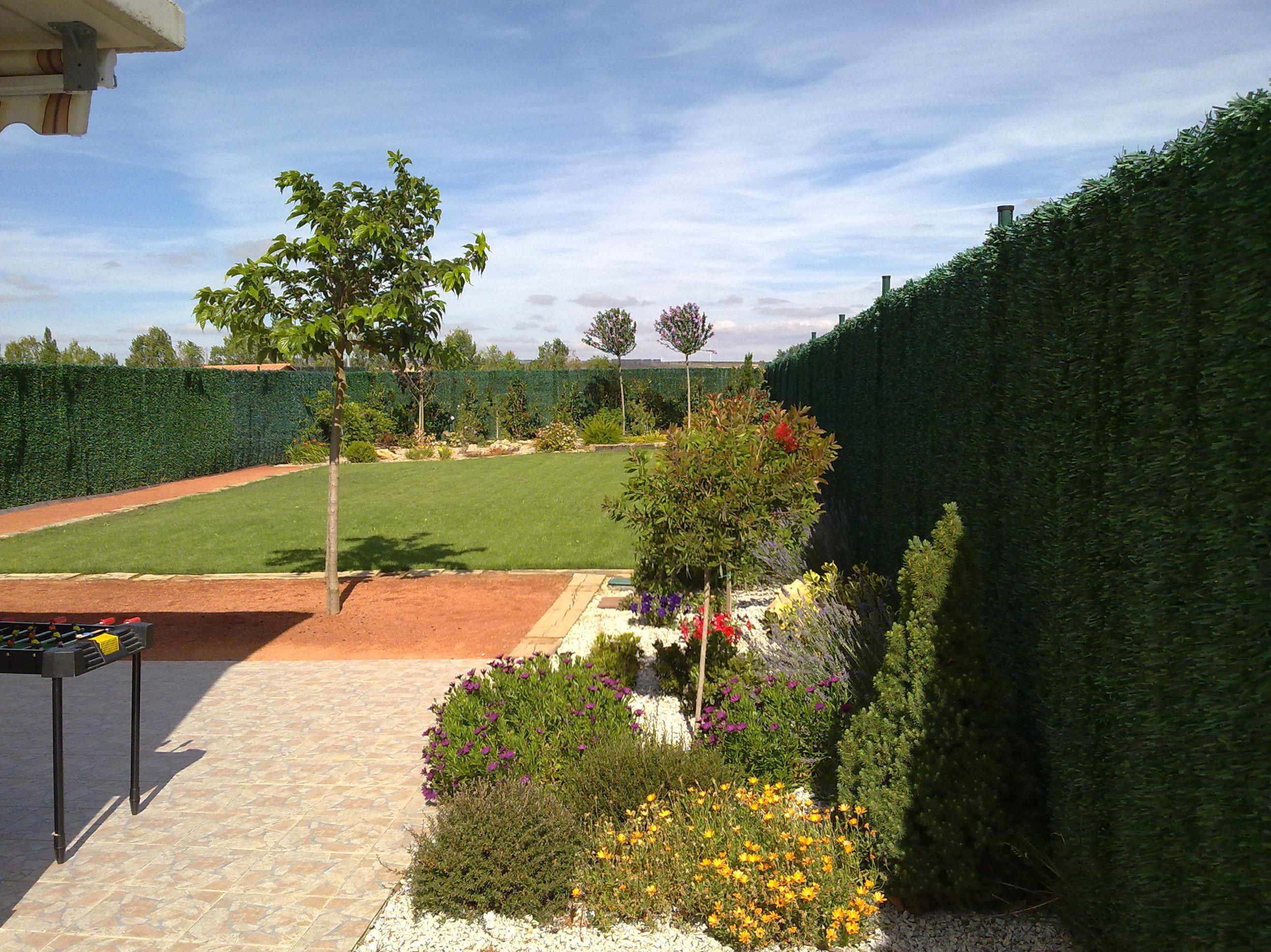 Foto 13 de Jardines (diseño y mantenimiento) en Marcilla | Jardineria El Campillo