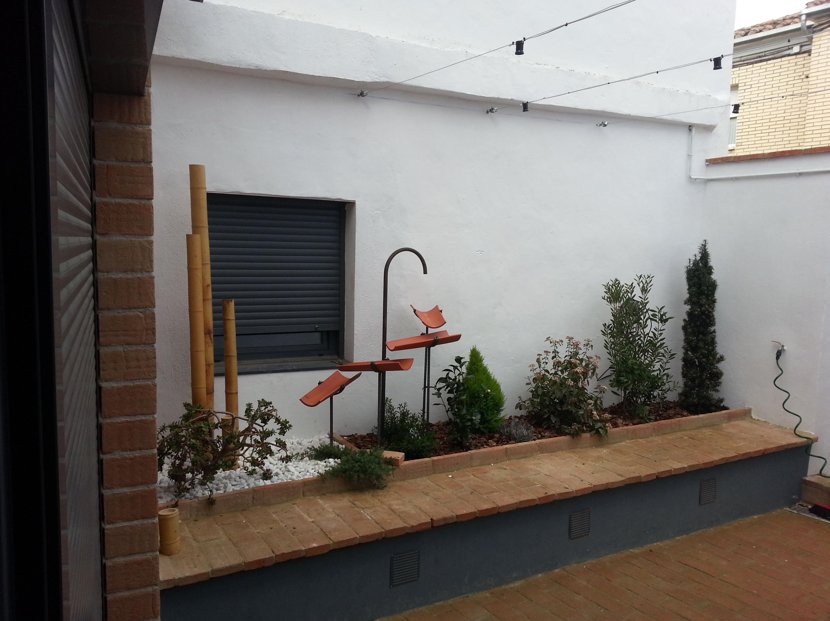 Foto 9 de Jardines (diseño y mantenimiento) en Marcilla | Jardineria El Campillo