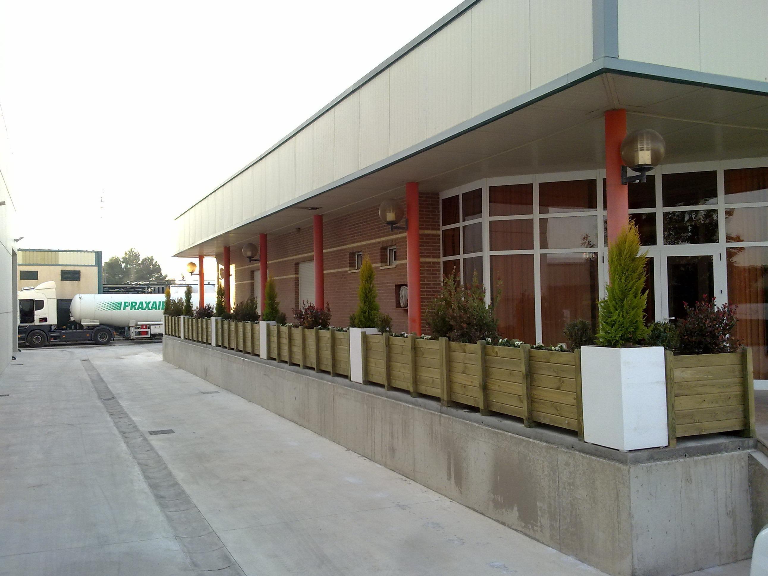 Foto 19 de Jardines (diseño y mantenimiento) en Marcilla | Jardineria El Campillo