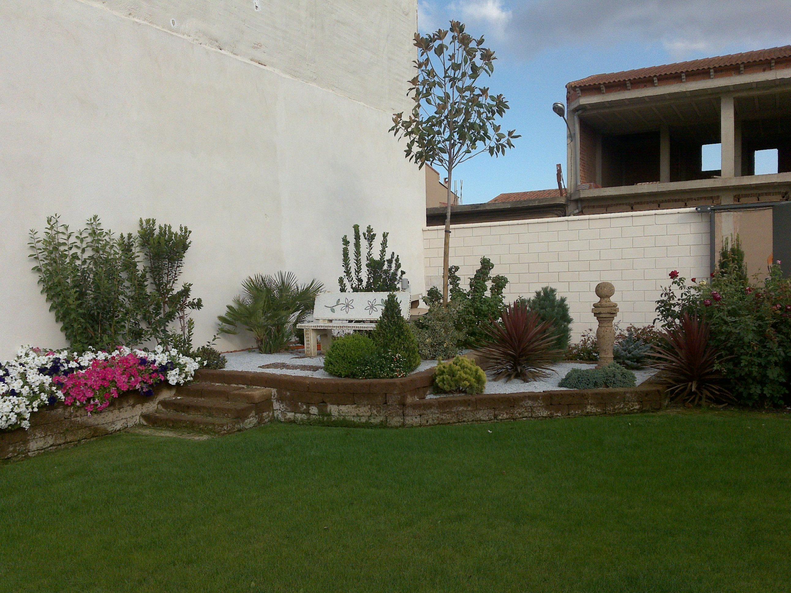 Foto 17 de Jardines (diseño y mantenimiento) en Marcilla | Jardineria El Campillo