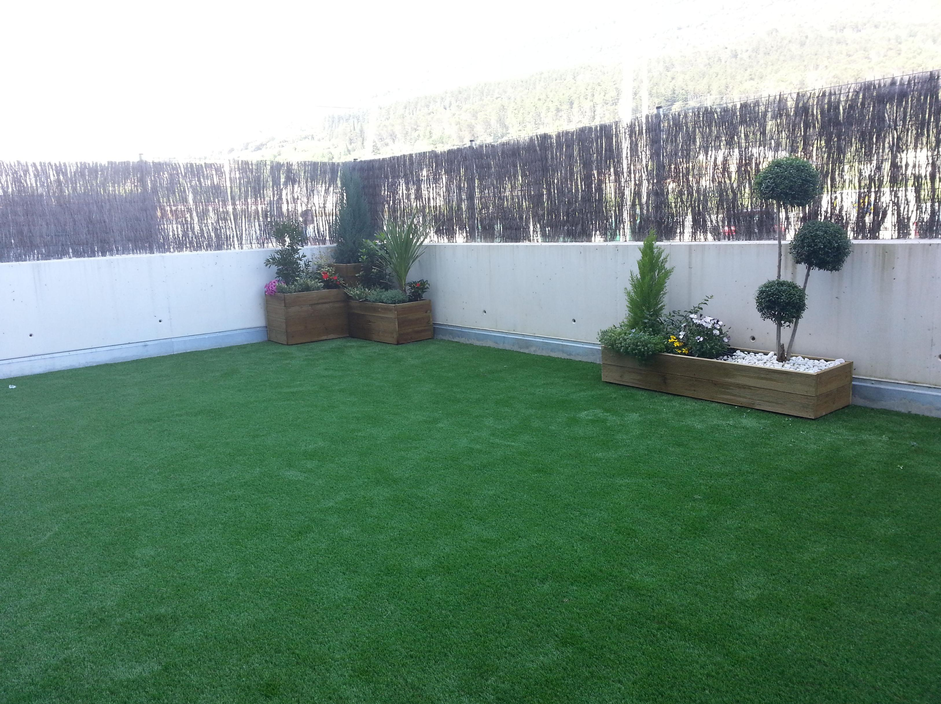 Foto 18 de Jardines (diseño y mantenimiento) en Marcilla | Jardineria El Campillo