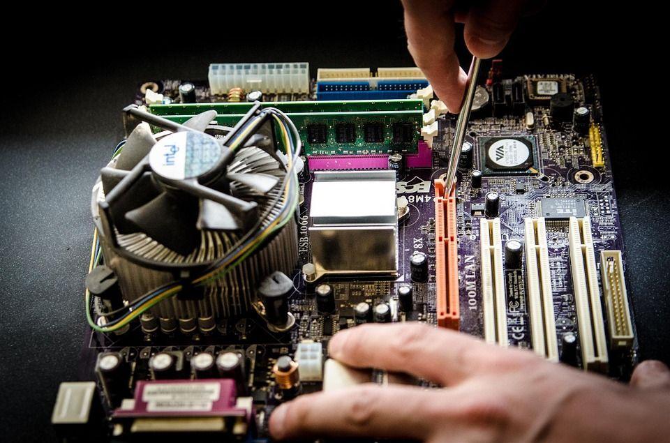 Reparar ordenadores Sevilla