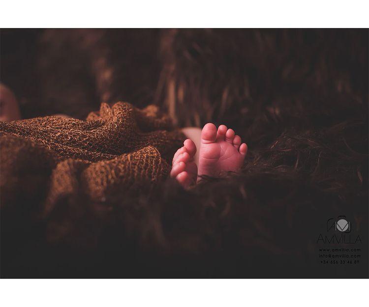 Fotografía de recién nacidos en Móstoles