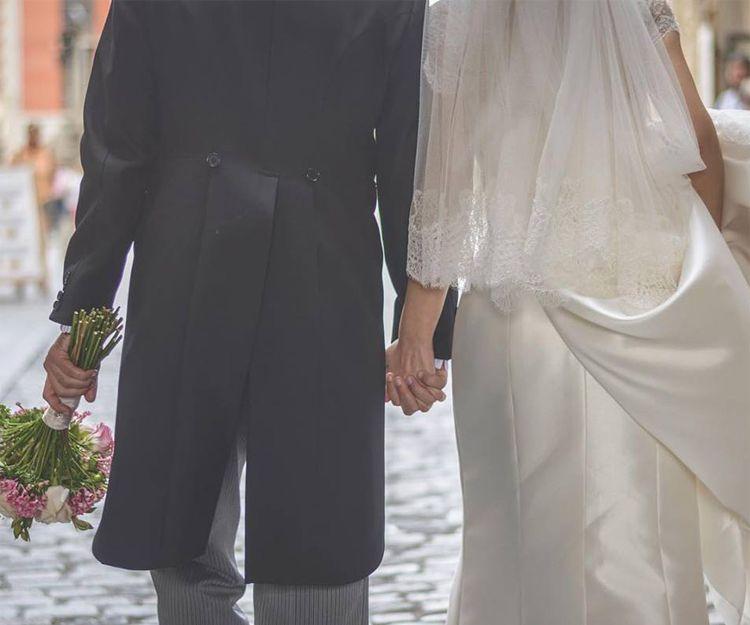 Fotografía de bodas en Pozuelo de Alarcón