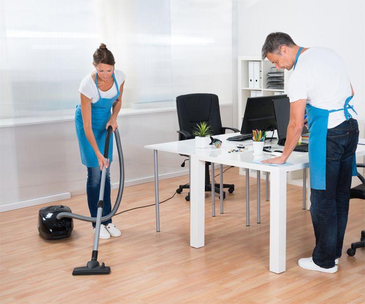 Limpieza de oficinas en El Bierzo