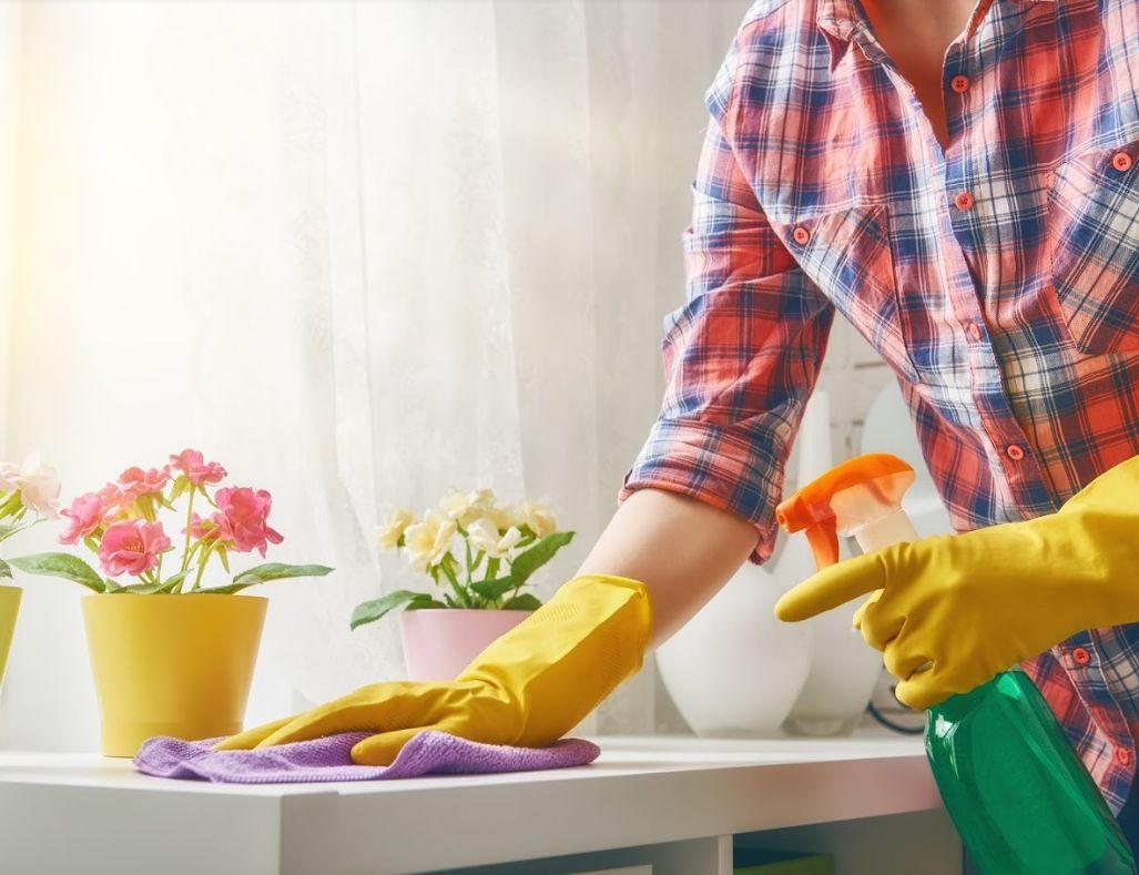 Limpieza de hogar: Servicios profesionales de Limpiezas Ebenezer