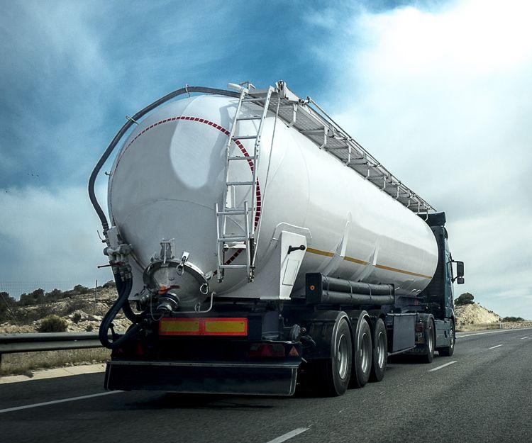 Transporte de gasóleo en Las Palmas