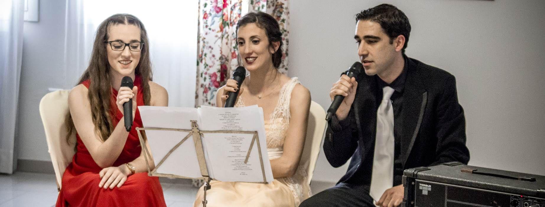 Jóvenes talentos musicales: Servicios de Animación sociocultural Nydia