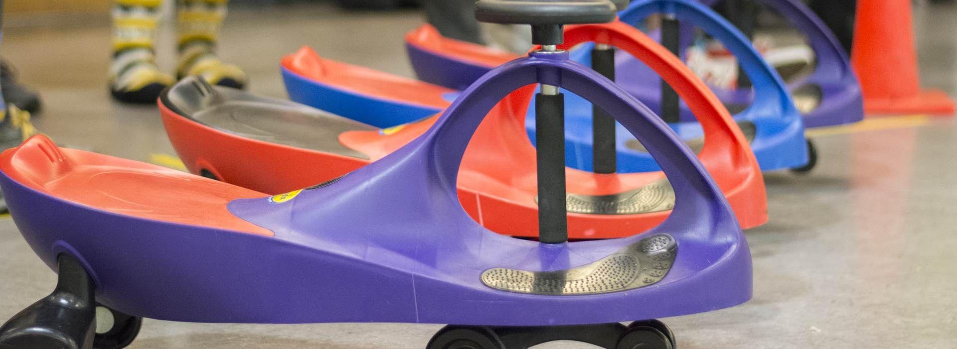 Circuito cars: Servicios de Animación sociocultural Nydia