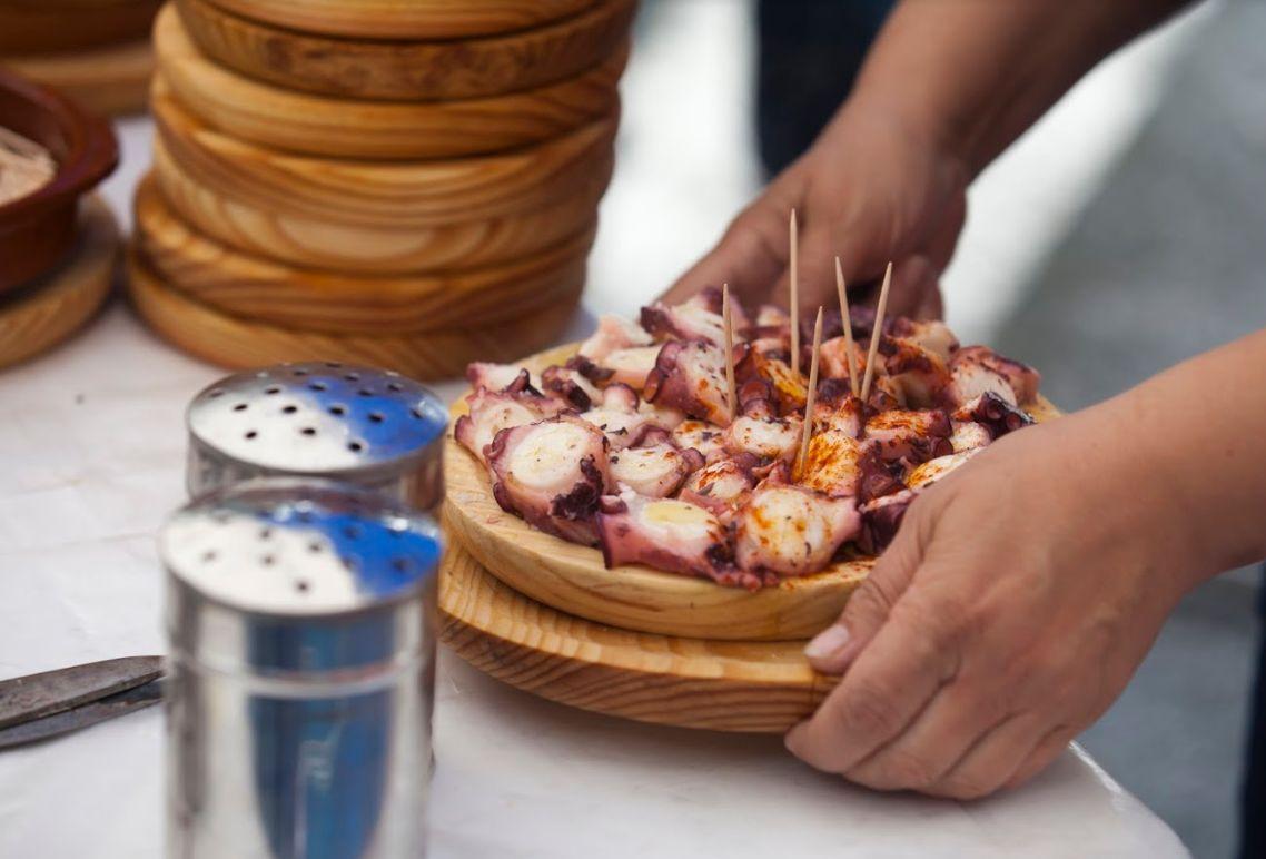 Restaurante con menú diario en A Coruña