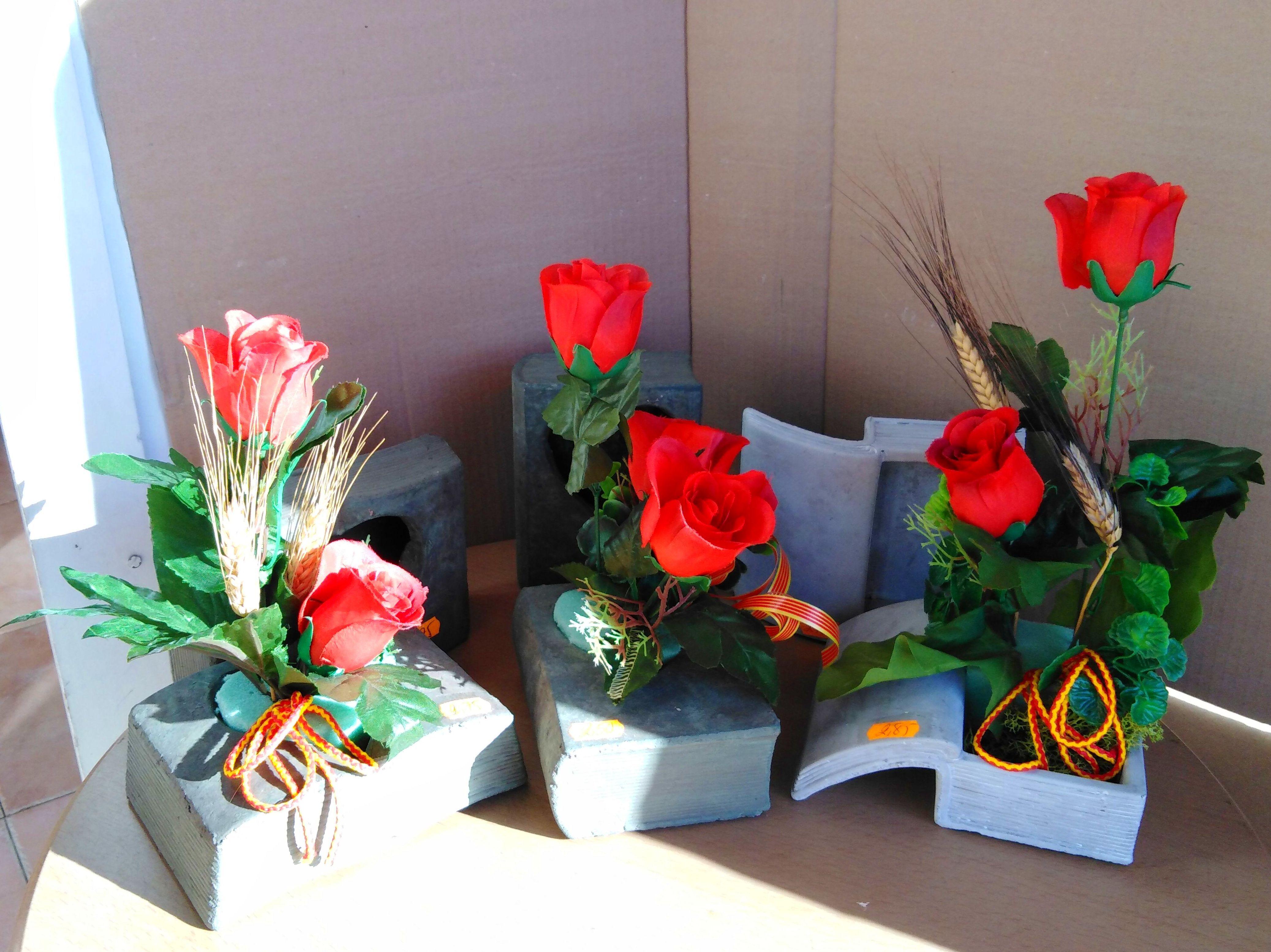 Foto 5 de Flores artificiales en Vilassar de Mar | Fernando Gallego, S.C.P.