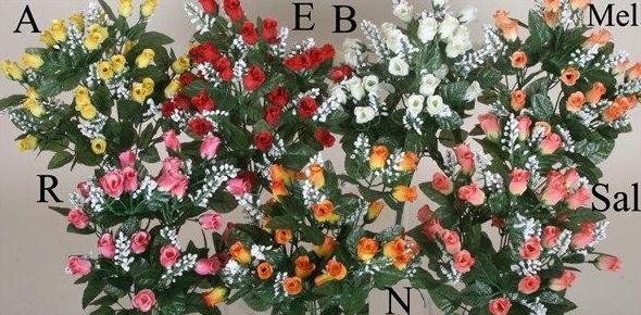 Pomos para relleno de flor pequeña: CATÁLOGO de Fernando Gallego, S.C.P.