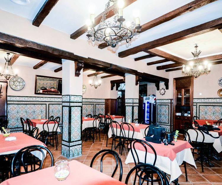 Taberna de comida casera en Córdoba
