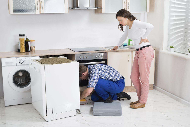 Instalación de lavadoras y lavavajillas