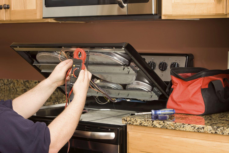 Intalación de electrodomésticos