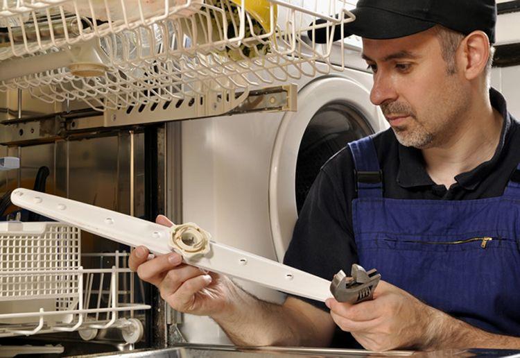 Reparación de lavavajillas