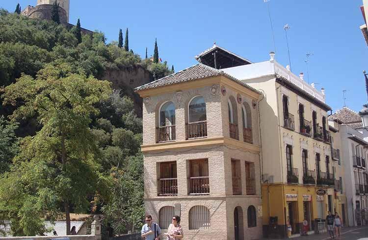 Restauración de monumentos Granada