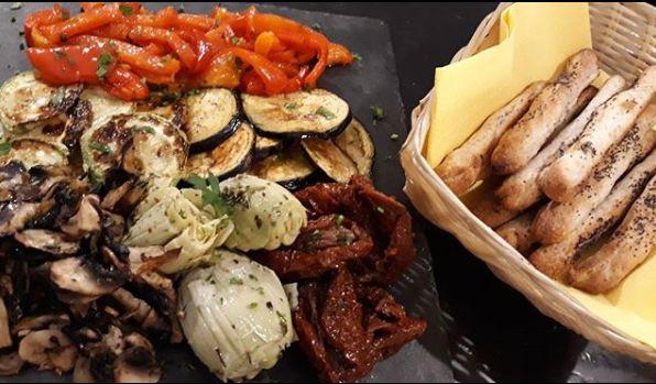 Cocina Rústica: Carta de Rustico Pizza e Vino
