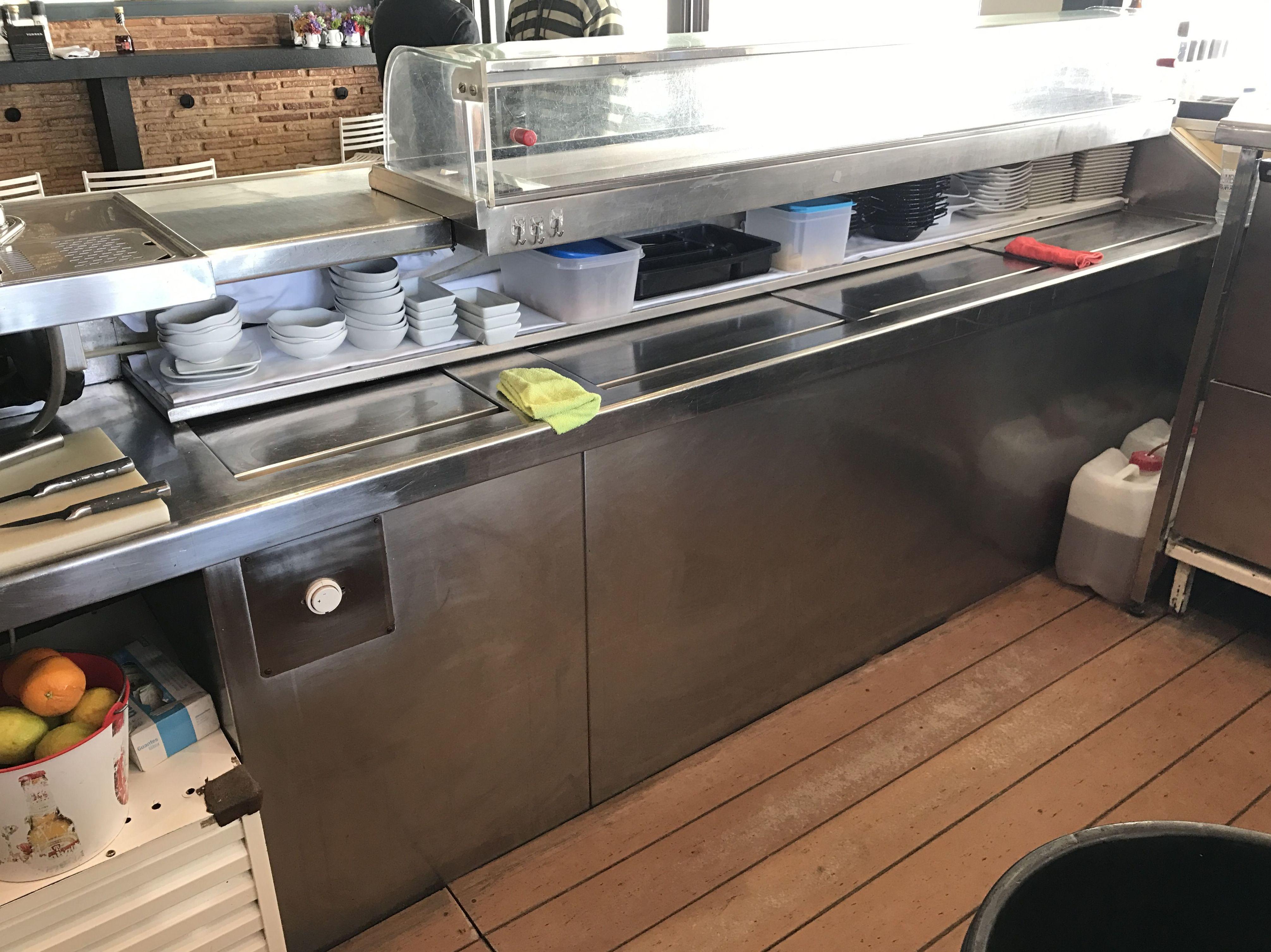 Máquinas de frío para hostelería en Alicante