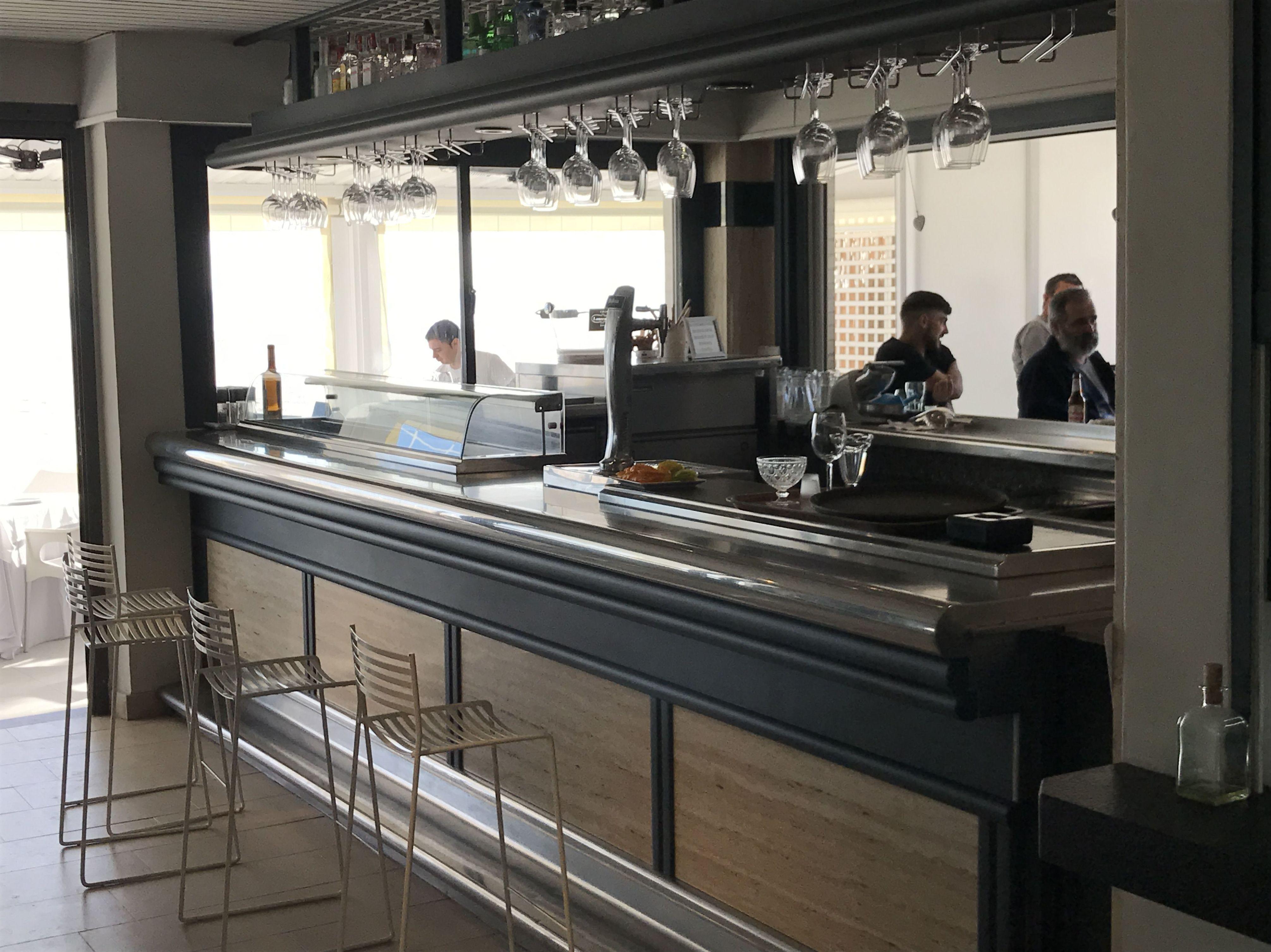 Vitrinas refrigeradas para bares