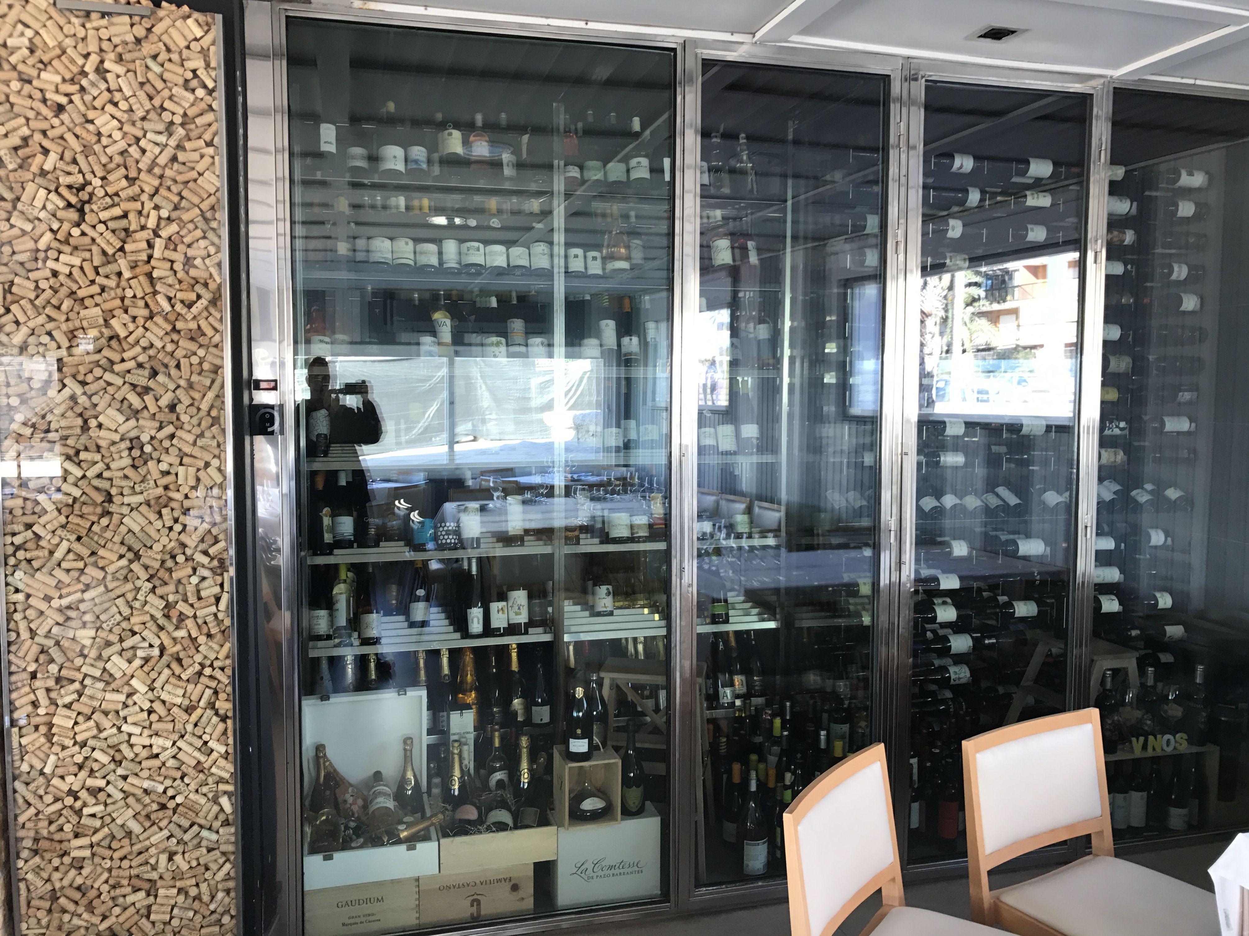 Cámara frigorífica para restaurante en Alicante