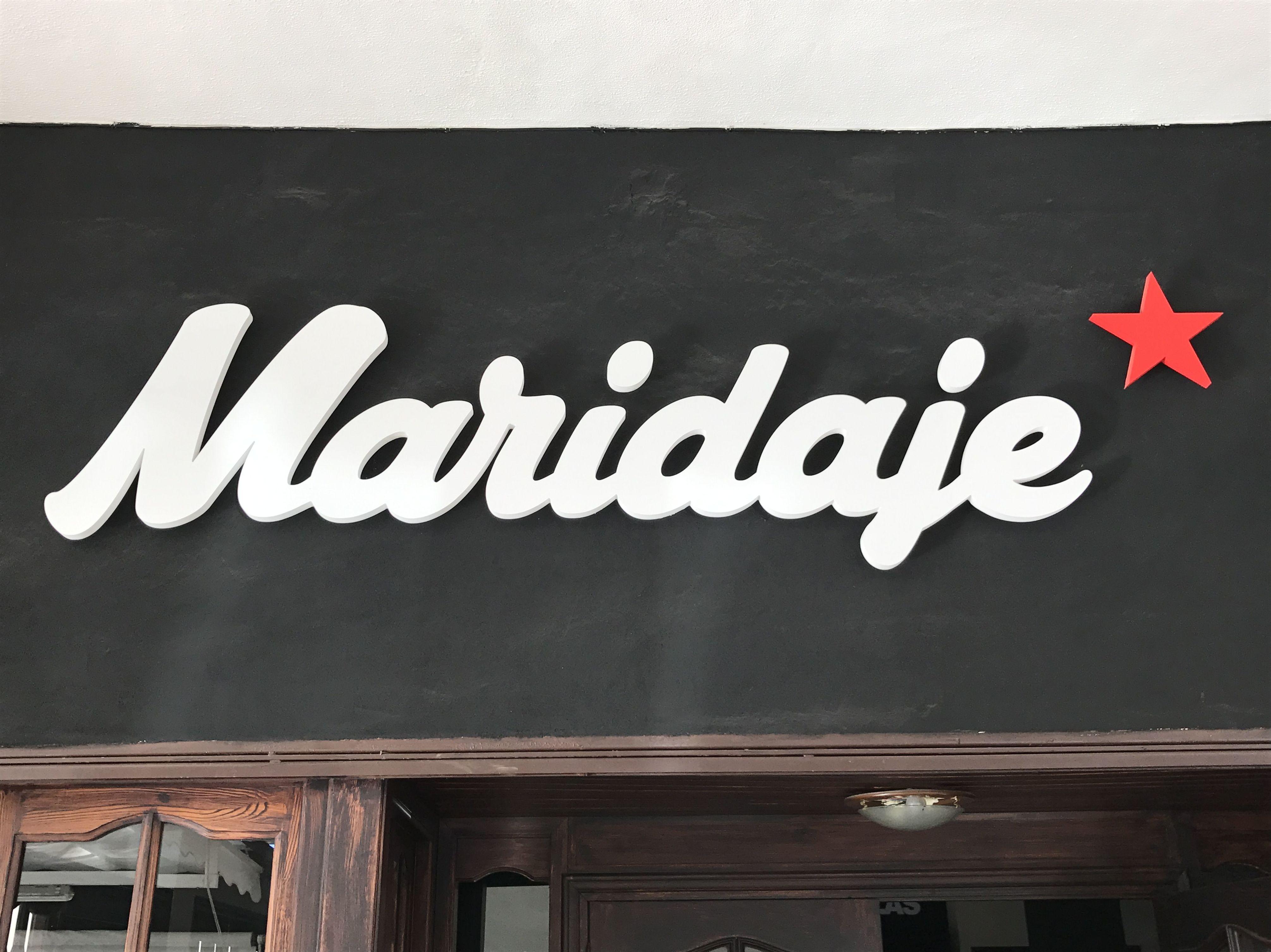 Equipos de frío para hostelería en restaurante Maridaje