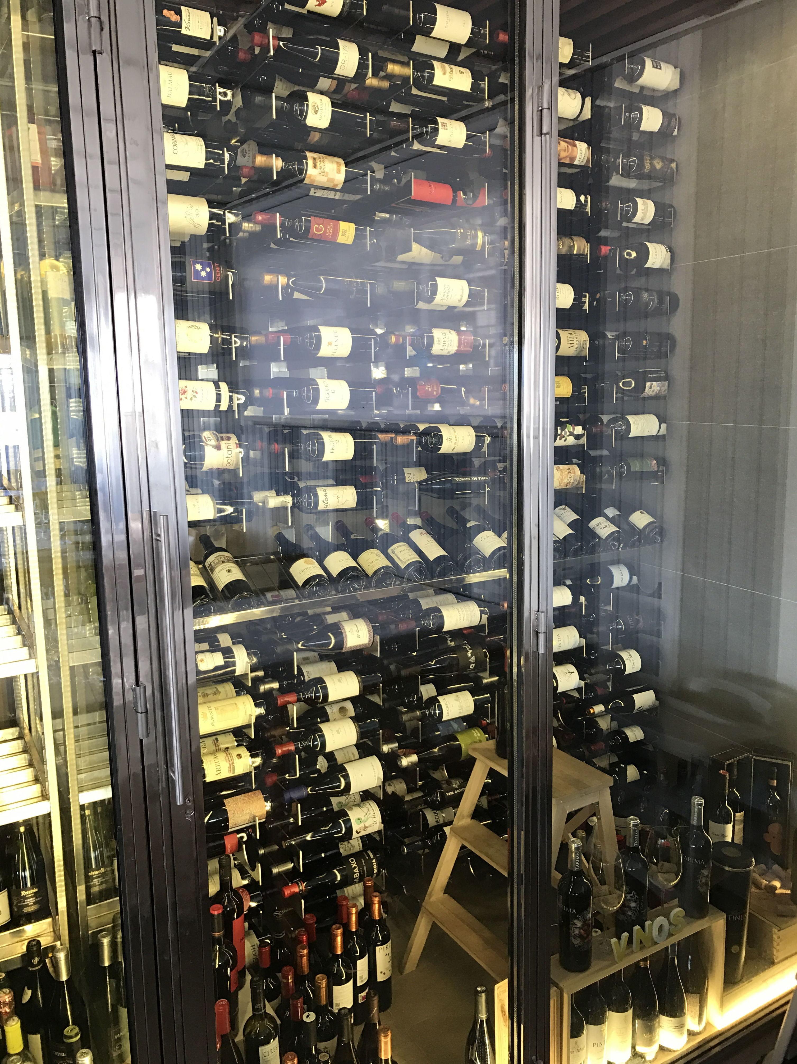 Mantenimiento de cámaras refrigeradas para vino