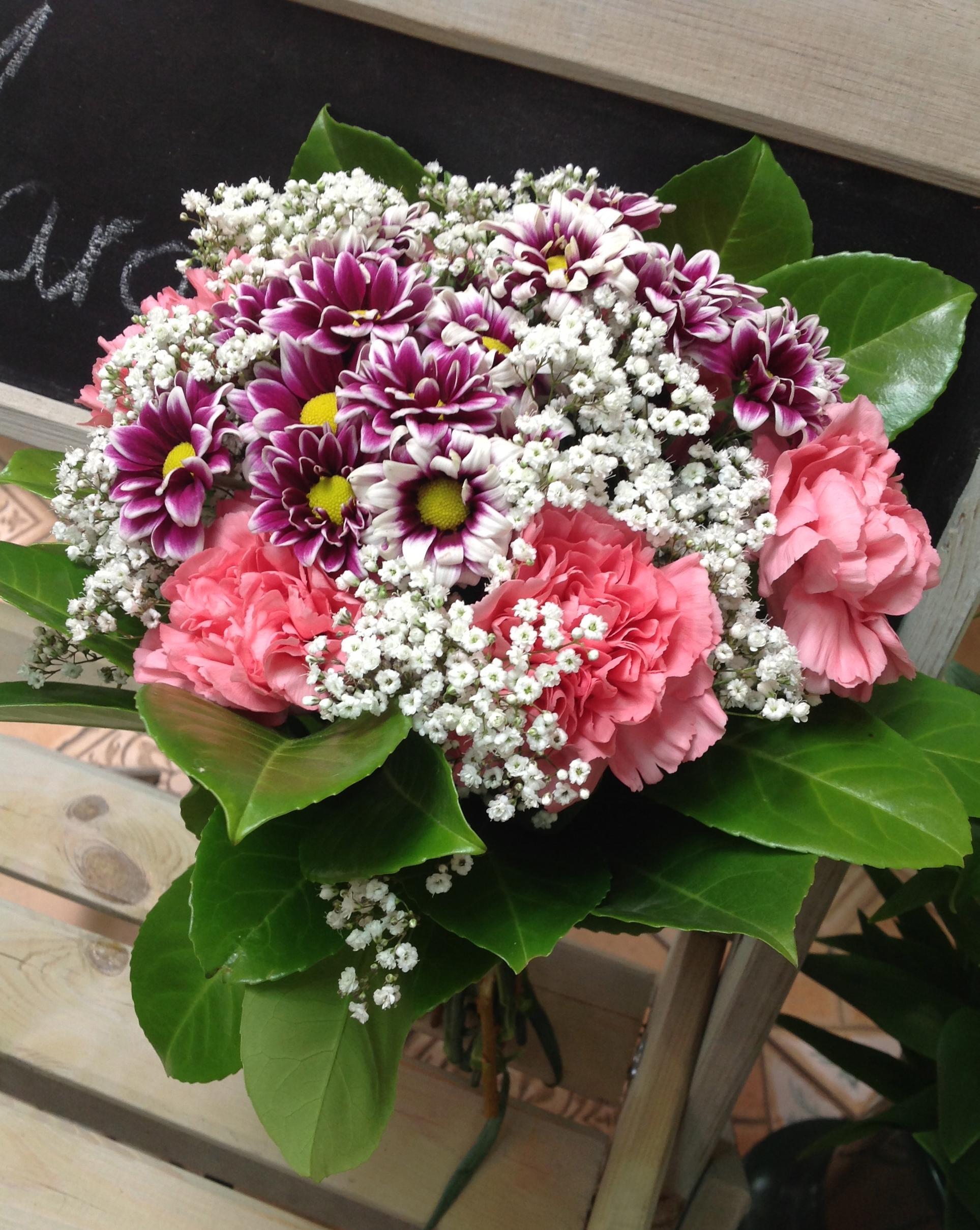 Bouquet variado: Catálogo de Flores Maranta